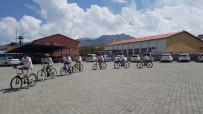 Kaymakam Öter, Öğrencilerle Bisiklet Bindi