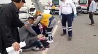 Malatya'da Trafik Kazası Açıklaması 5 Yaralı