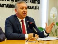 MHP'li Eski Belediye Başkanının Eşyalarını Tabuta Koyup Gönderdiler