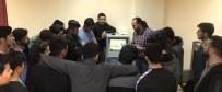 Oğuzeli MYO'da Güvenlik Eğitimi Uygulama Alanı Kuruldu