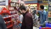 Özel Öğrenciler Markette Alışveriş Yaptı
