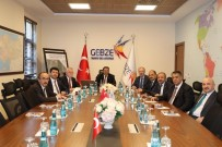 Rektör Uzun, Batı Karadeniz Üniversiteleri Birliği Toplantısına Katıldı