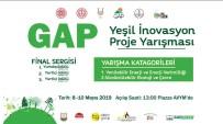 LİSE ÖĞRENCİ - Şanlıurfa Piazza'da GAP Yeşil İnovasyon Projesi