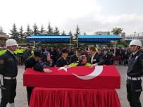 ANKARA VALİSİ - Şehit Trafik Polisi İçin Çevik Kuvvet Müdürlüğü'nde Tören