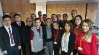 KUMLUOVA - Seydikemer Kaymakamı Gökçekuyu'dan Tapu Personeline Başarı Belgesi