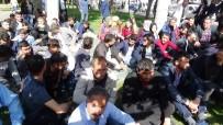 Sur Belediyesi'nden Çıkarılan İşçilerin Bekleyişi Sürüyor