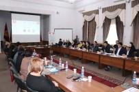 İSLAM ÜLKELERİ - Türkiye, Helal Gıda Tecrübesini Kırgızistan İle Paylaşıyor