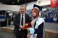 Vali Pehlivan, Bayburt Üniversitesi Eğitim Fakültesi Mezuniyet Törenine Katıldı