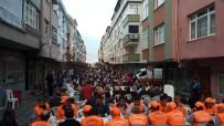 Zeytinburnu Halkı Sokak İftarında Buluştu