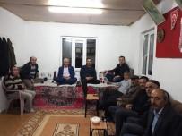 CIHANGIR - Altıntaş'ta Asırlık Ramazan Sohbetleri
