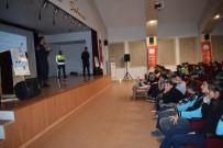 Arguvan'da Öğrencilere Trafik Eğitimi Verildi