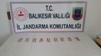 Balıkesir'de Uyuşturucu Operasyonları Açıklaması 7 Gözaltı