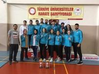 Bartın Üniversitesi'nden Karatede Büyük Başarı