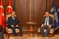 ALINUR AKTAŞ - Başkan Aktaş Açıklaması 'Katkı Koymakta Geri Durmayacağız'