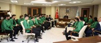 KOCAELISPOR - Belediye Başkanından Kocaelispor'a Şampiyonluk Primi Sözü