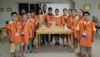 ROBOT - BUTGEM'de Yaz Kursları Başlıyor