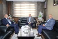Cumhurbaşkanı Başdanışmanı Bilgi'nden Başkan Pekmezci'ye Ziyaret