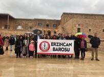BALıKLı GÖL - Erzincan Barosundan Güneydoğu Turu