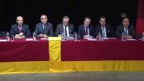 SPOR KOMPLEKSİ - Galatasaray Kulübü Divan Kurulu Toplantısı