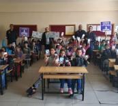 Karlıova'da 'Öncelik Hayatın, Öncelik Yayaların' Eğitimi