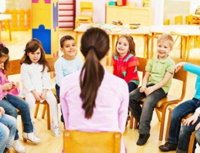 MEB'den Anaokuluna Gidemeyen Çocuklara Yazın Eğitim İmkanı