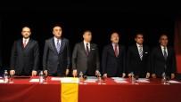 SPOR KOMPLEKSİ - Mustafa Cengiz Açıklaması 'Faruk Süren'e Küfür Etmedim'