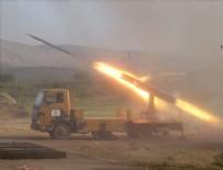 Zeytin Dalı Harekatı - ÖSO'dan Rejim Güçlerinin Saldırılarına Misilleme