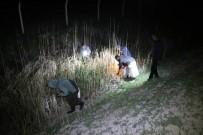 (Özel) Avcılar Gaz Lambalarıyla Gecenin Karanlığında Kurbağa Avına Çıktı