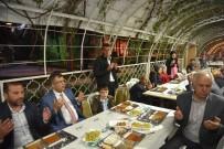 Taşköprü Belediye Başkanı Çatal, Orucunu İftar Çadırında Açtı