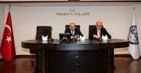 TAŞIMALI EĞİTİM - Trabzon'da  2019-2020 Yılı Eğitim- Öğretim Yılına İlişkin Değerlendirme Toplantısı