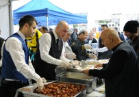 TUZLA BELEDİYESİ - Tuzla Belediyesi, Ramazan'ın Bereketini İftar Çadırında Misafirleri İle Paylaşıyor