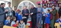 TYB Erzurum Şubesi 2. Kitaplığı Yağmurcuk İlkokulu'na Kurdu