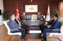 Vali Aktaş Başkan Süslü'yü Ziyaret Etti