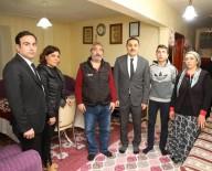 Vali Öksüz, İftarını Demirci Ailesiyle Birlikte Açtı