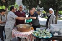 35 Yıllık Çiğ Köfte Ustasının Ramazan Mesaisi