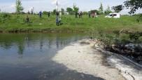 OLAY YERİ İNCELEME - 5 Gündür Kayıp Şahsın Cesedi Tunca Nehri'nde Bulundu