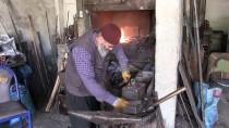 50 Yıllık Demircinin Ramazanda Kor Ateşle İmtihanı