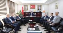AK Parti'li Belediye Başkanları Toplandı
