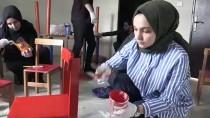 GÖKKUŞAĞI - Atıl Malzemelerle Köy Okullarına Kütüphane Kuruyorlar