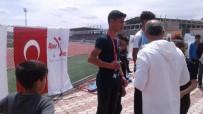 YÜKSEK ATLAMA - Atletizmde Erzincan'ı Temsil Edecekler