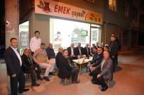 Başkan Bıyık, Çay Sohbetlerinde Vatandaşlarla Buluştu