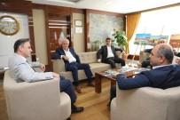 Belediye Başkanlarından DİKA'ya Ziyaret