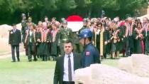 DANIŞTAY BAŞKANI - Danıştay Başkanı Güngör'den Anıtkabir'e Ziyaret