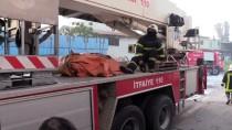 İTFAİYE ARACI - GÜNCELLEME - Adana'da Geri Dönüşüm Fabrikasında Yangın