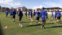 GIRESUNSPOR - Hatayspor'da Giresunspor Maçı Hazırlıkları