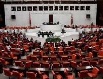 ŞANLIURFA MİLLETVEKİLİ - HDP'li vekillerin dosyaları Meclis'e geldi