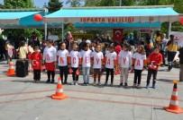 Isparta'da 'Yaya Öncelikli Trafik Haftası' Etkinlikleri
