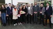 İYİ Parti Genel Merkezinden Başkan Çerçioğlu'na Ziyaret