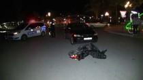 Kahramanmaraş'ta Otomobil İle Motosiklet Çarpıştı Açıklaması 1 Yaralı