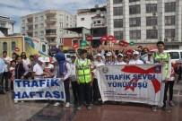 'Karayolu Güvenliği Ve Trafik Haftası' Etkinlikleri